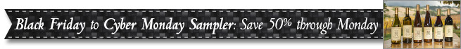 Black Friday to Cyber Monday Sampler: Save 50% through Monday