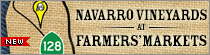 Navarro Vineyards at Farmers' Markets