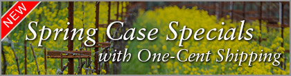 Spring Case Specials with One-Cent Shipping
