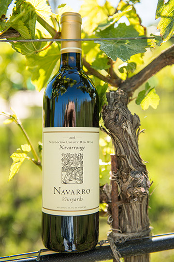 2016 Navarrouge, Mendocino County Red Wine